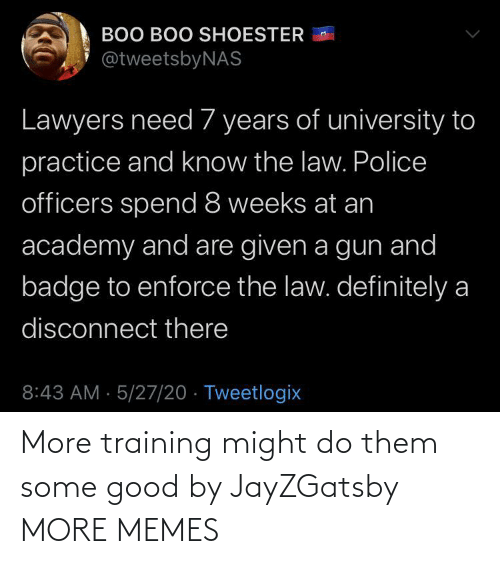 might: More training might do them some good by JayZGatsby MORE MEMES