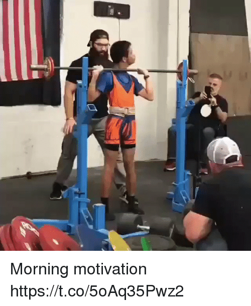 Memes, 🤖, and Motivation: Morning motivation https://t.co/5oAq35Pwz2