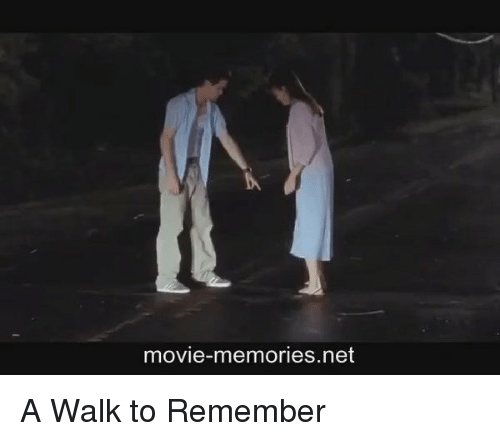 a walk to remember: movie-memories net A Walk to Remember