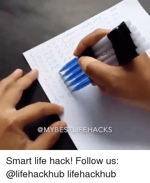 Best Life Hack: @MY BEST LIFE HACKS Smart life hack! Follow us: @lifehackhub lifehackhub