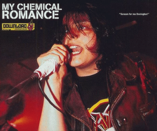 "my chemical romance: MY CHEMICAL  ROMANCE  ""Scream for me Donington!""  DOunLOAD"