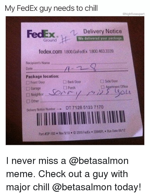 Fedex brought my package bbw whore 8