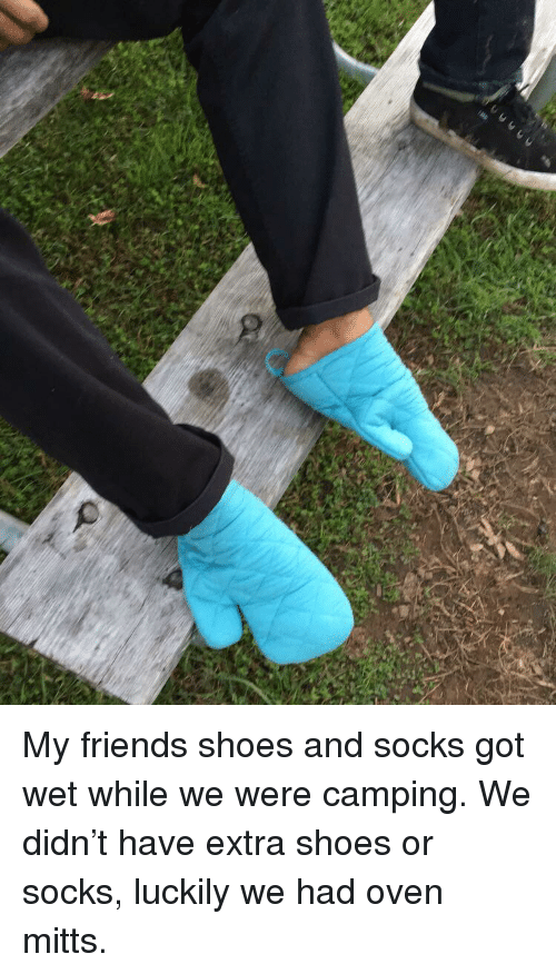 Friends, Funny, and Shoes