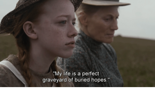"""Hopes: """"My life is a perfect  graveyard of buried hopes."""""""