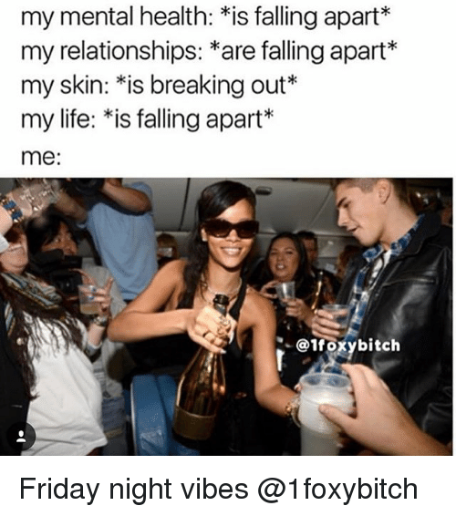 My Relationship Is Falling Apart: 25+ Best Memes About Falling Apart