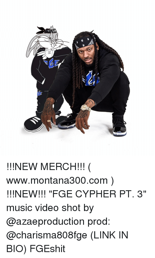"""Cypher: N !!!NEW MERCH!!! ( www.montana300.com ) !!!NEW!!! """"FGE CYPHER PT. 3"""" music video shot by @azaeproduction prod: @charisma808fge (LINK IN BIO) FGEshit"""