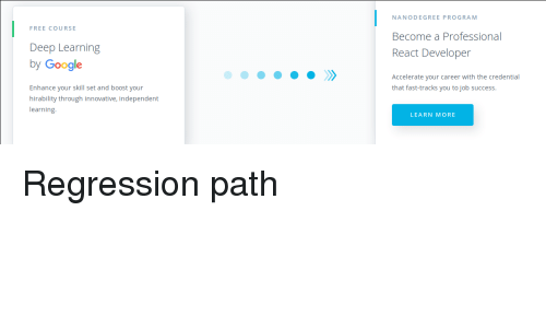 NANODEGREE PROGRA M FREE COURSE Become a Professional Deep Learning