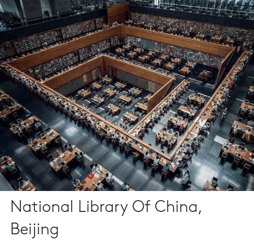 Beijing: National Library Of China, Beijing