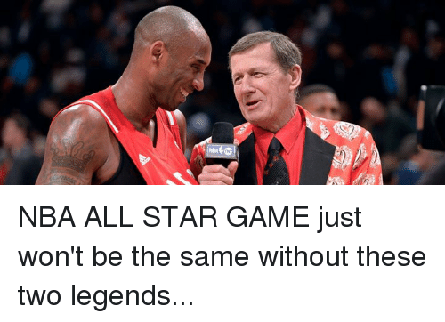NBA All-Star Game: NBA ALL STAR GAME just won't be the same without these two legends...