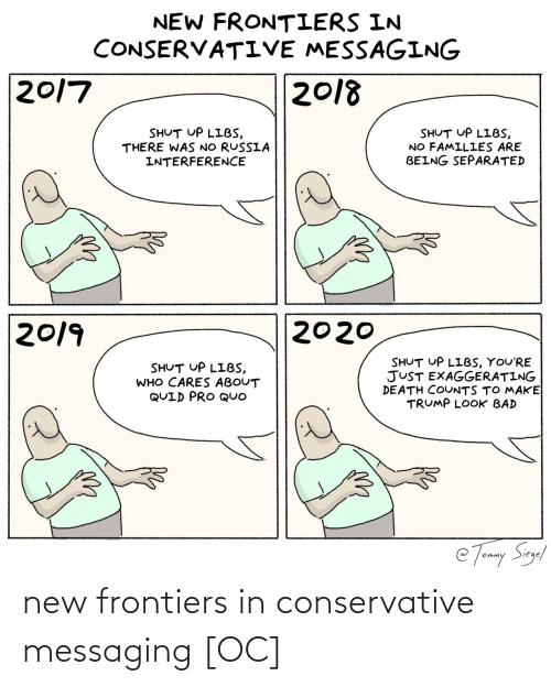 Conservative: new frontiers in conservative messaging [OC]