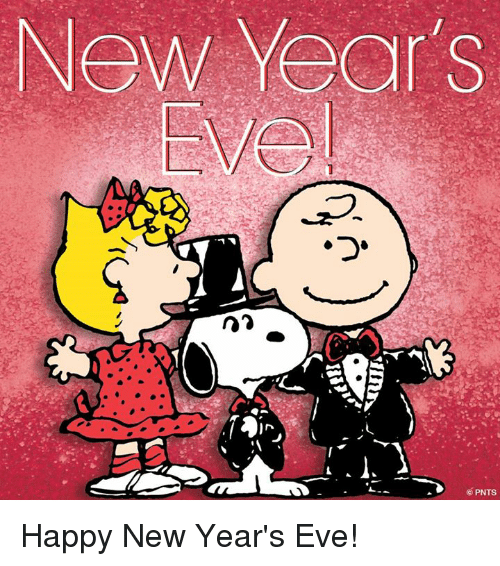 happy new year eve: New Year's  © PNTS  『月 Happy New Year's Eve!