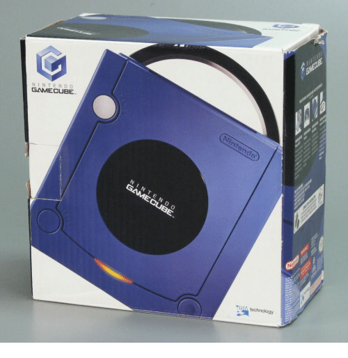Gamecube and D O: NINTEND 0  GAMECUBE  IN TE N D O