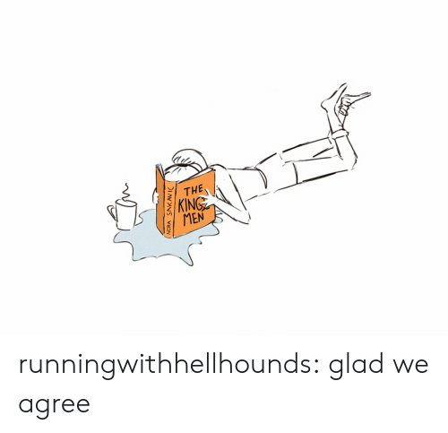 nora: NORA SAKAVI runningwithhellhounds:  glad we agree