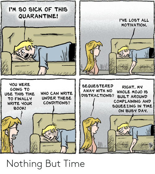 Nothing But: Nothing But Time