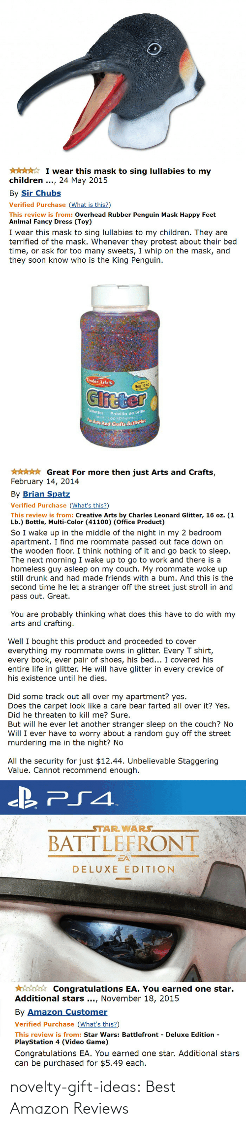 ideas: novelty-gift-ideas: Best Amazon Reviews