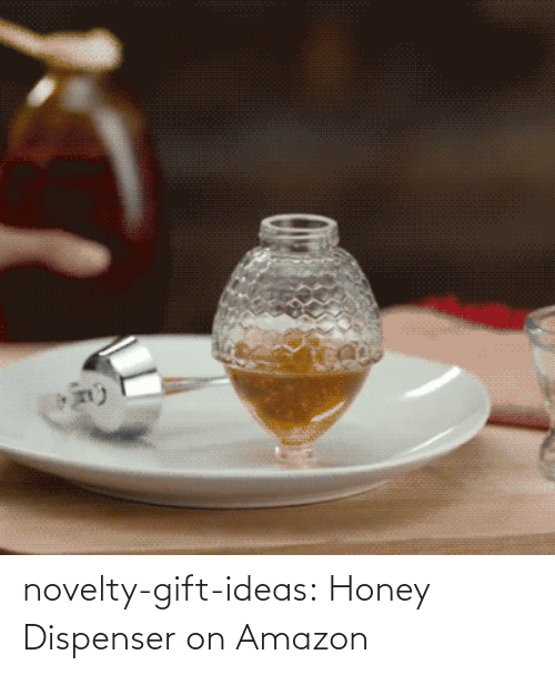 novelty: novelty-gift-ideas:  Honey Dispenser on Amazon