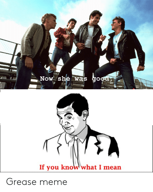 25 Best Memes About Grease Meme Grease Memes