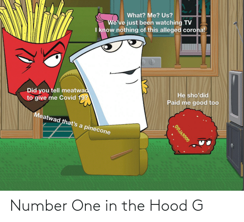 Hood: Number One in the Hood G