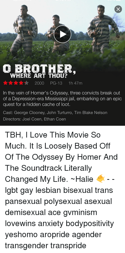"""a comparison between odyssey by homer and o brother where art thou by joel and ethan coen In comparison to the text, the movie """"o brother """"o brother where art thou"""" directed by: joel """"o brother where art thou"""" odyssey."""