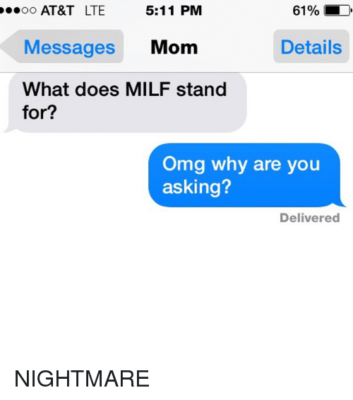 Whats milf mean