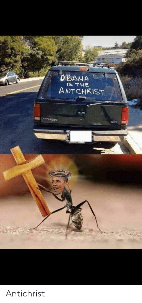 Obama, Antichrist, and Obama-Is-The-Antchrist: OBAMA  IS THE  ANTCHRIST Antichrist