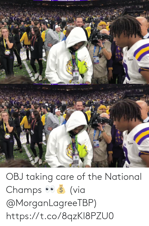 champs: OBJ taking care of the National Champs 👀💰 (via @MorganLagreeTBP)  https://t.co/8qzKl8PZU0