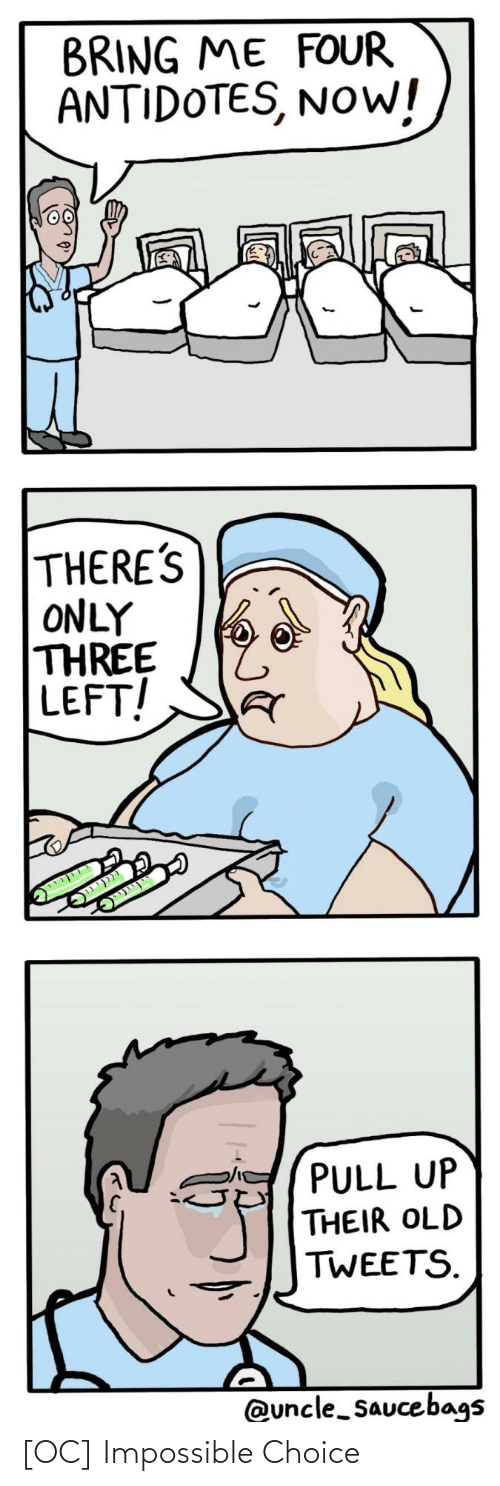 impossible: [OC] Impossible Choice