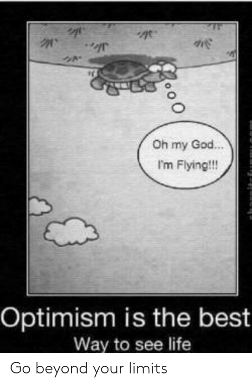God, Life, and Oh My God: Oh my God.  I'm Flying!!!  Optimism is the best  Way to see life Go beyond your limits