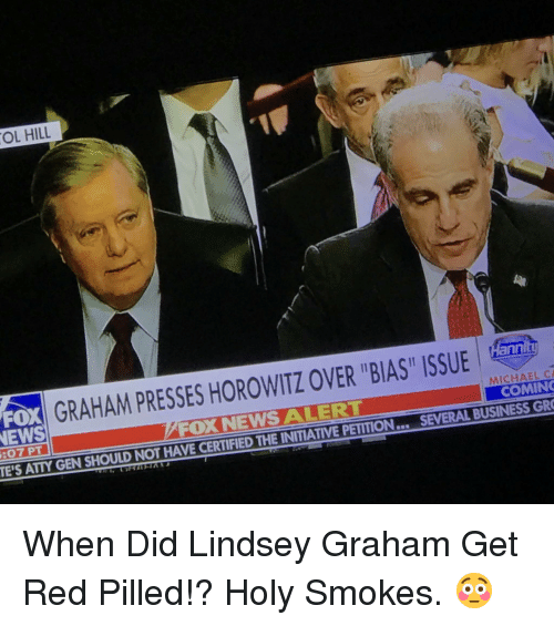 """News, Business, and Fox News: OL HILL  GRAHAM PRESSES HOROWITZ OVER """"BIAS"""" ISSUE  ann  FO  EWS  :07 PT  MICHAEL C  COMING  FOX NEWS ALERT  T HAVE CERTIFIE  D THE INITIATIVE P  TE'S ATTY GEN SHOULD NO  ETITION  SEVERAL BUSINESS GR"""
