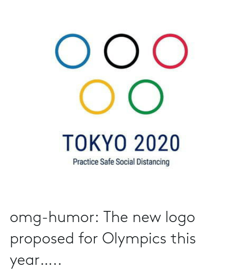 logo: omg-humor:  The new logo proposed for Olympics this year…..