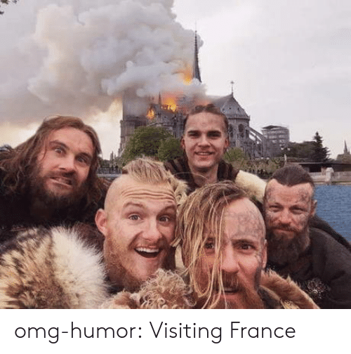 Omg, Tumblr, and Blog: omg-humor:  Visiting France