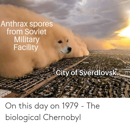 Biological: On this day on 1979 - The biological Chernobyl