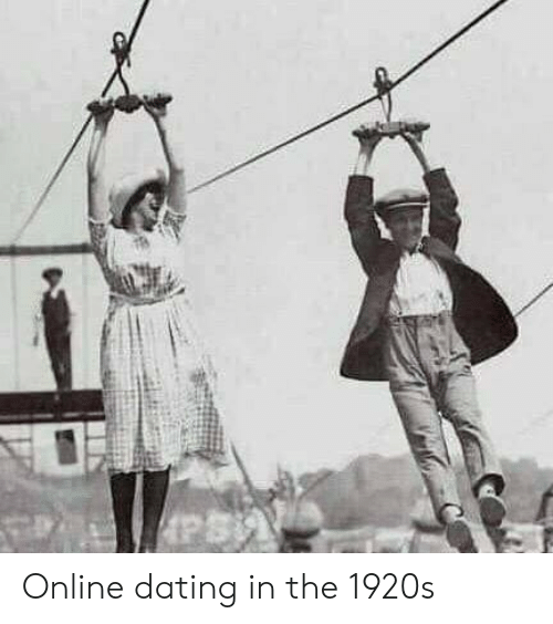 Online dating: Online dating in the 1920s