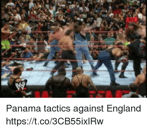 England, Memes, and Panama: Panama tactics against England https://t.co/3CB55ixlRw