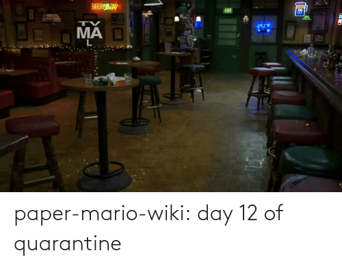 Mario Wiki: paper-mario-wiki: day 12 of quarantine