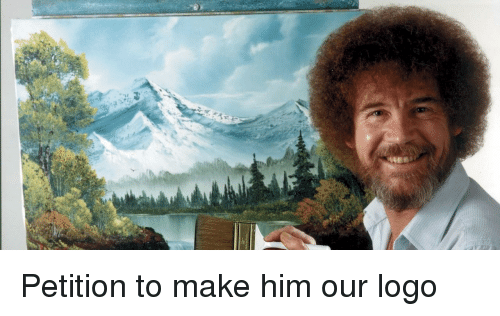 Logo, Him, and Make: Petition to make him our logo