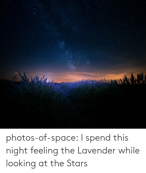 Stars: photos-of-space:  I spend this night feeling the Lavender while looking at the Stars