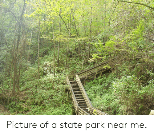 Picture, Park, and State: Picture of a state park near me.