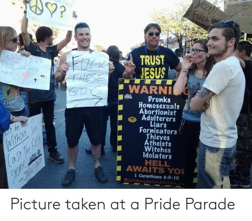 pride: Picture taken at a Pride Parade