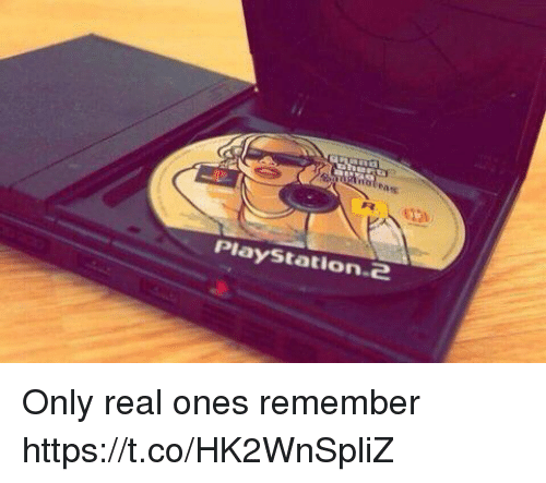 Memes, PlayStation, and 🤖: PlayStation-2 Only real ones remember https://t.co/HK2WnSpliZ
