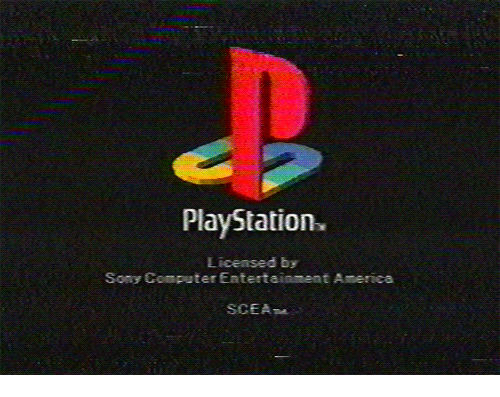 America, PlayStation, and Sony: PlayStation.  Licensed by  Sony Computer Entertainment America  SCEA-