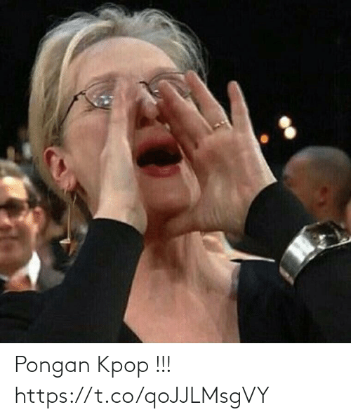 International: Pongan Kpop !!! https://t.co/qoJJLMsgVY