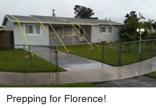 prepping: Prepping for Florence!