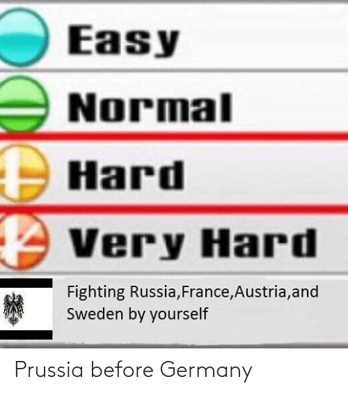 Prussia: Prussia before Germany