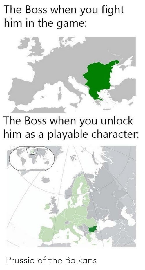 Prussia: Prussia of the Balkans