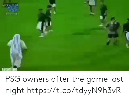 psg: PSG owners after the game last night  https://t.co/tdyyN9h3vR