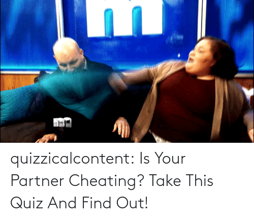 Cheating: quizzicalcontent:  Is Your Partner Cheating? Take This Quiz And Find Out!