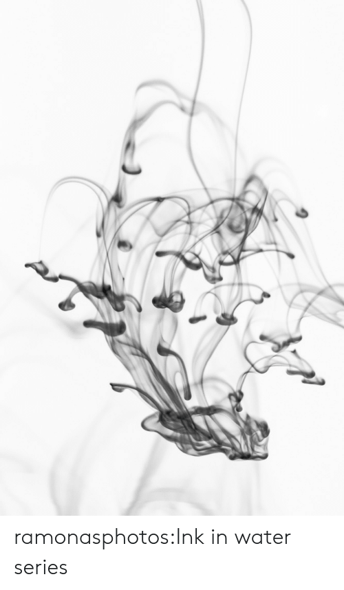 Tumblr, Blog, and Water: ramonasphotos:Ink in water series