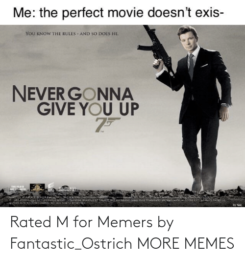 ostrich: Rated M for Memers by Fantastic_Ostrich MORE MEMES