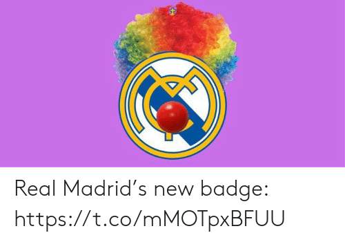 madrid: Real Madrid's new badge: https://t.co/mMOTpxBFUU